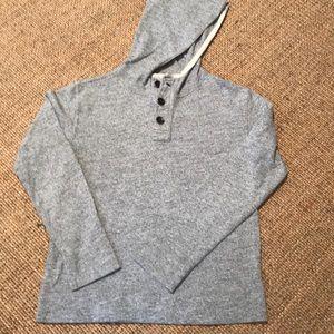 JCREW cotton hoodie
